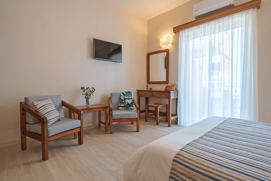 Interior - Picture of Batis Beach Hotel, Crete - Tripadvisor