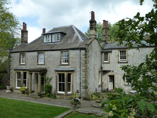 Entrance - Picture of The Old Vicarage B&B, Tideswell - Tripadvisor