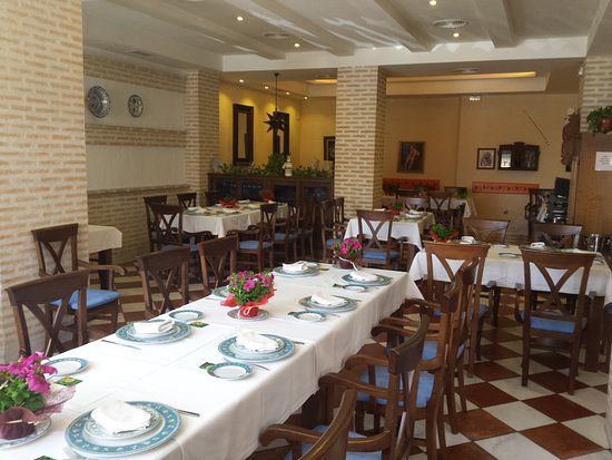 Montilla, Spania: Restaurant Torres.
