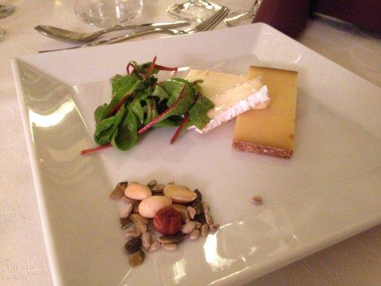 Flavigny-sur-Moselle, France : Assiette de fromage