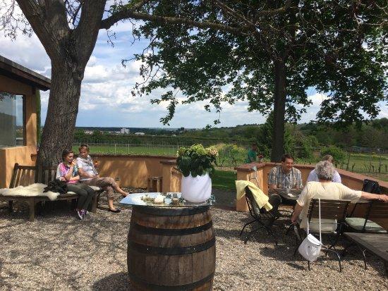 Nierstein, Allemagne : Gehrings Weinwirtschaft