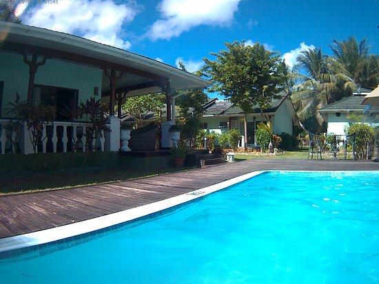 Le Relax Beach Resort: vue sur la chambre 11