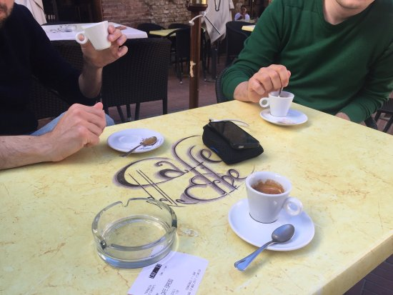 Castel San Gimignano, Italia: Caffè delle Erbe