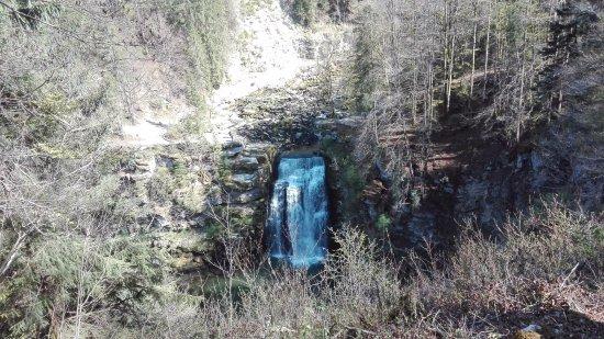 Villers-le-Lac, Frankreich: Chute du Saut du Doubs