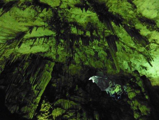 Lasithi Prefecture, Grecia: The Dikteon Cave.