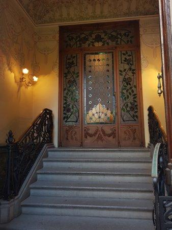 Casa Museu Can Font : Entrada principal
