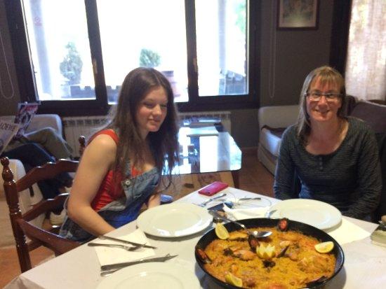 Bierge, Ισπανία: Лучшая паэлья