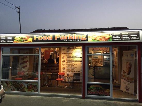Episkopi, Cyprus: Food Parking