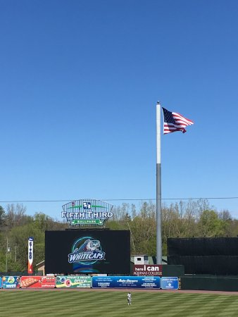 Comstock Park, MI: Fifth Third Ballpark