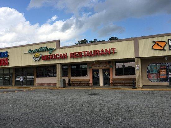 Douglasville, GA: Monterrey Mexican Restaurant