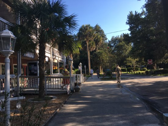 Micanopy, Floryda: On the way...