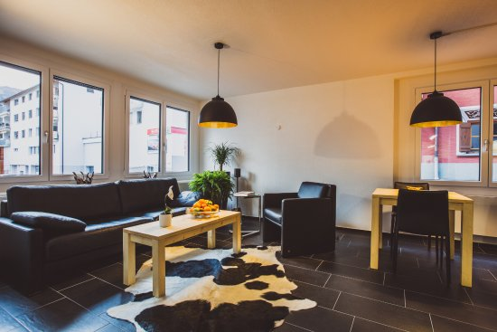 Lenzerheide, سويسرا: Lobby to Relax