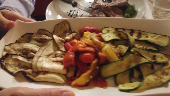 Santa Felicita: Verdure grigliate