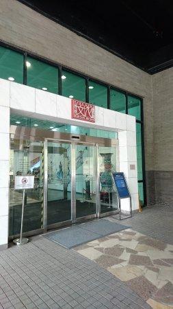 Hong Kong Heritage Museum: 香港文化博物館外照