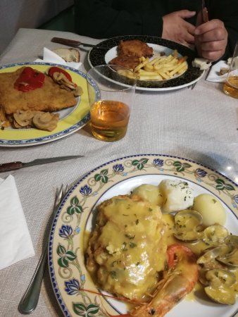 Santa Eulalia de Oscos, España: Restaurante Casa Pedro