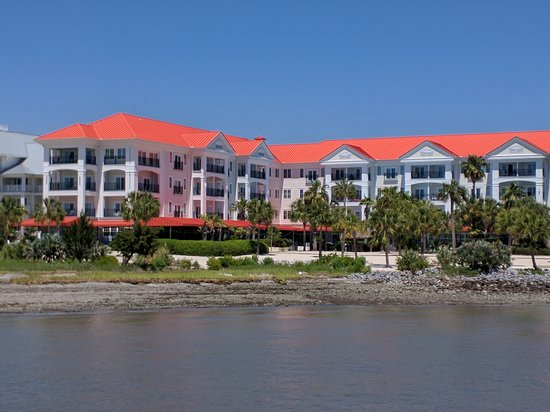 Harborside at Charleston Harbor Resort and Marina