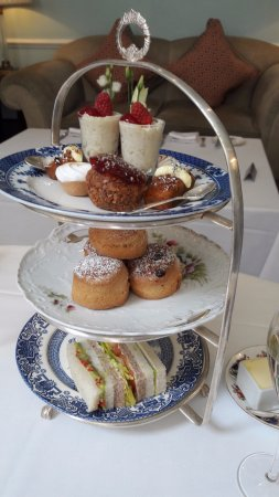 Dukes Hotel : Food selection Afternoon Tea