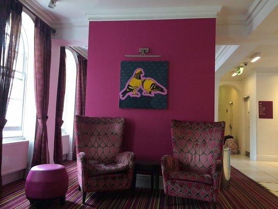 Safestay London Hostel at Elephant & Castle: Espace commun