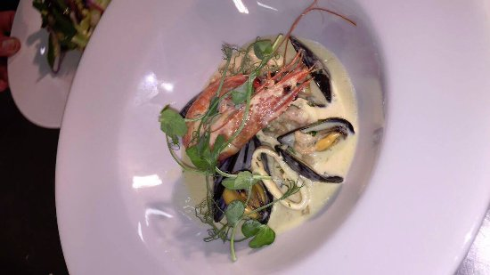 Gazelle Hotel: Last weeks special, Sea food chowder