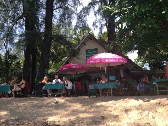 Green Beach Restaurant: photo0.jpg