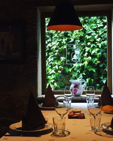 Vila de Cruces, Spagna: Sitio precioso, comida excelente, el trato del personal espectacular, es un lugar para repetir s