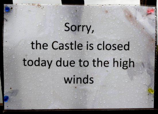 Stonehaven, UK: Sorry...