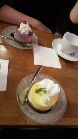She's cake : Honey moon et purple cristal