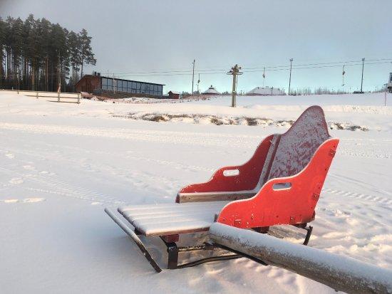 Hankasalmi, Finlandia: Hakarinteet