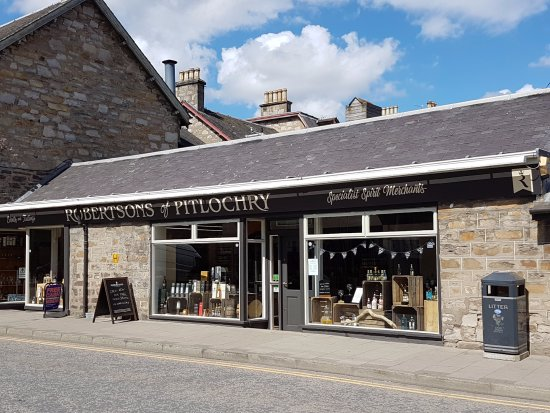 Питлохри, UK: Robertsons of Pitlochry