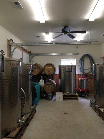 Hayesville, Βόρεια Καρολίνα: where the wine is made