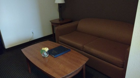 Days Inn by Wyndham Manitou Springs: Foldout couch