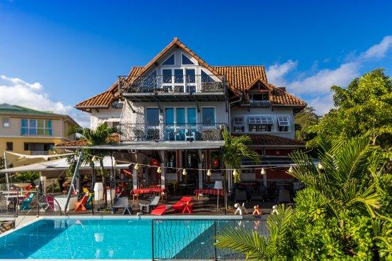 La suite villa bewertungen fotos preisvergleich trois Hotel les jardins de la villa tripadvisor