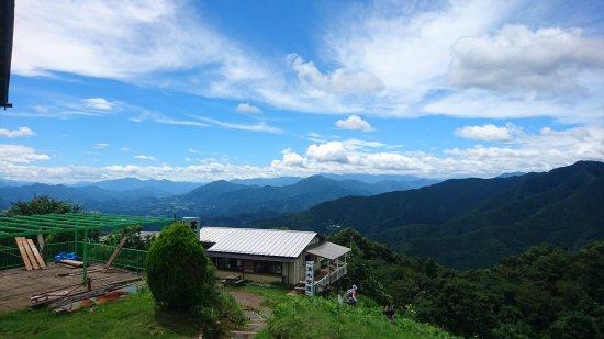 関東地方, 陣馬山