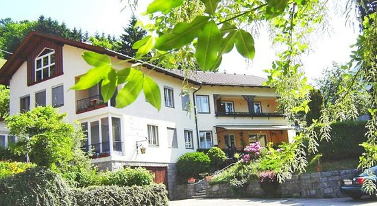 Gmund, Austria: Our Pension