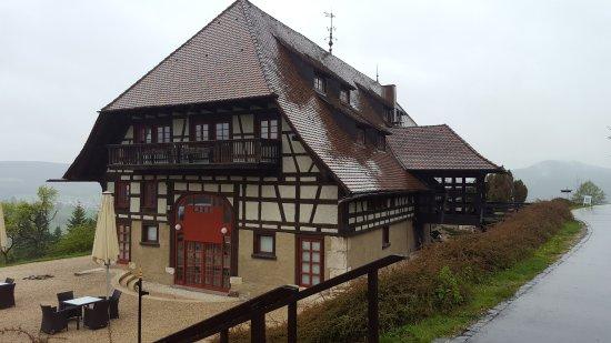 Hausen ob Verena, Alemania: Leider im Regen