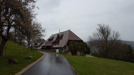 Hausen ob Verena, Alemania: Anfahrt