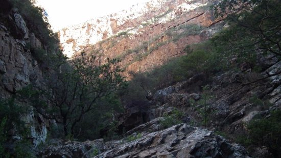 Eastern Cape, Νότια Αφρική: Gorge