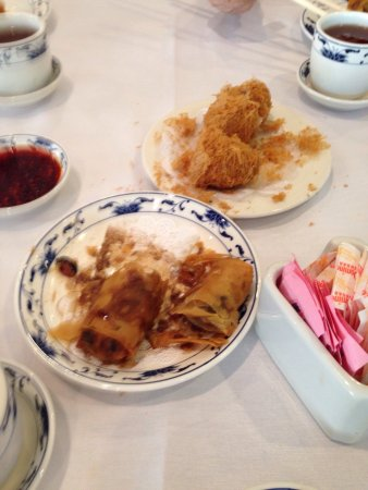 East Brunswick, NJ: Dim sum on Mother's Day