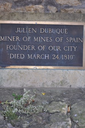 Mines of Spain Recreation Area: Julien Dubuque