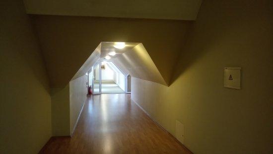 Hotel Domus Maria: hallway