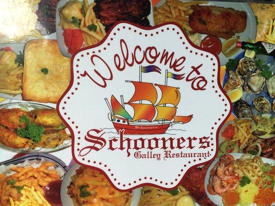 Port Shepstone, Sudáfrica: The restaurant logo