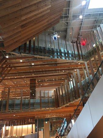 4F Gallery 4 - Picture of Toyama Glass Art Museum, Toyama - TripAdvisor