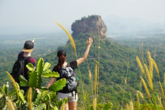 Weligama, Sri Lanka: Sigiriya