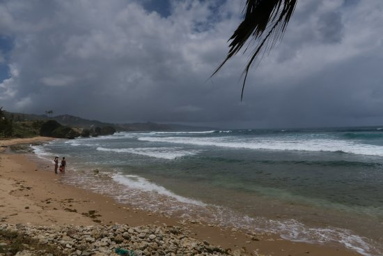 Bathsheba, Barbados: Beach Area