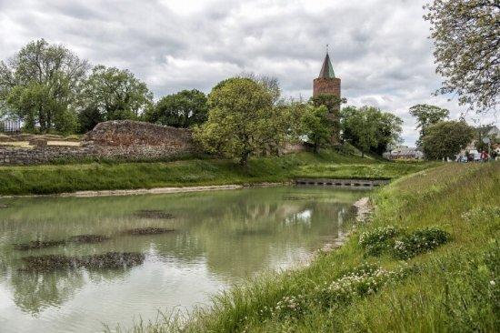 Vordingborg Slots Ruiner