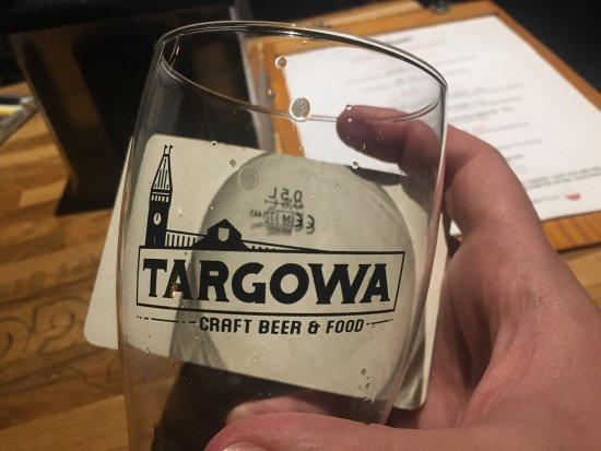 Picture of targowa craft beer and food for Craft beer and food