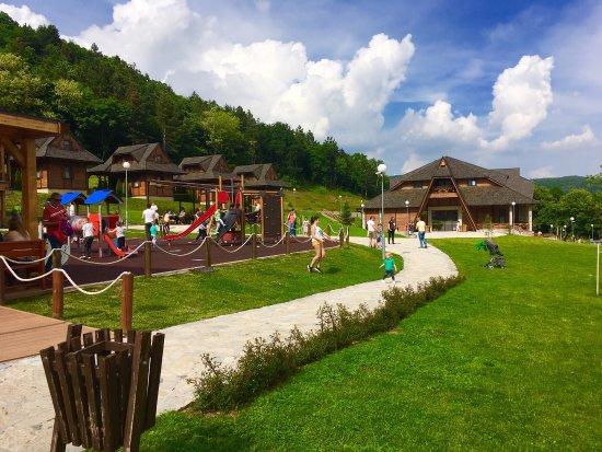 Etno Naselje Vrdnicka Kula