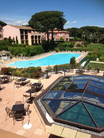 Hotel Les Jardins De Sainte Maxime Photo