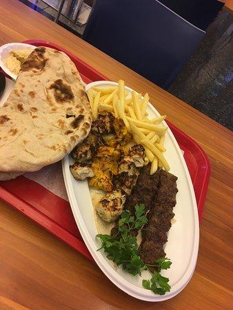 Mixed grill at Hatam Dalma Mall Abu Dhabi