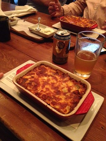 Domenica: The BEST Lasagna you will ever eat (sorry Nonna!)